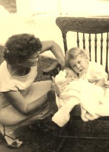 August 28, J.J.Brown family