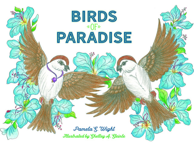 Birds of Paradise Front Cover