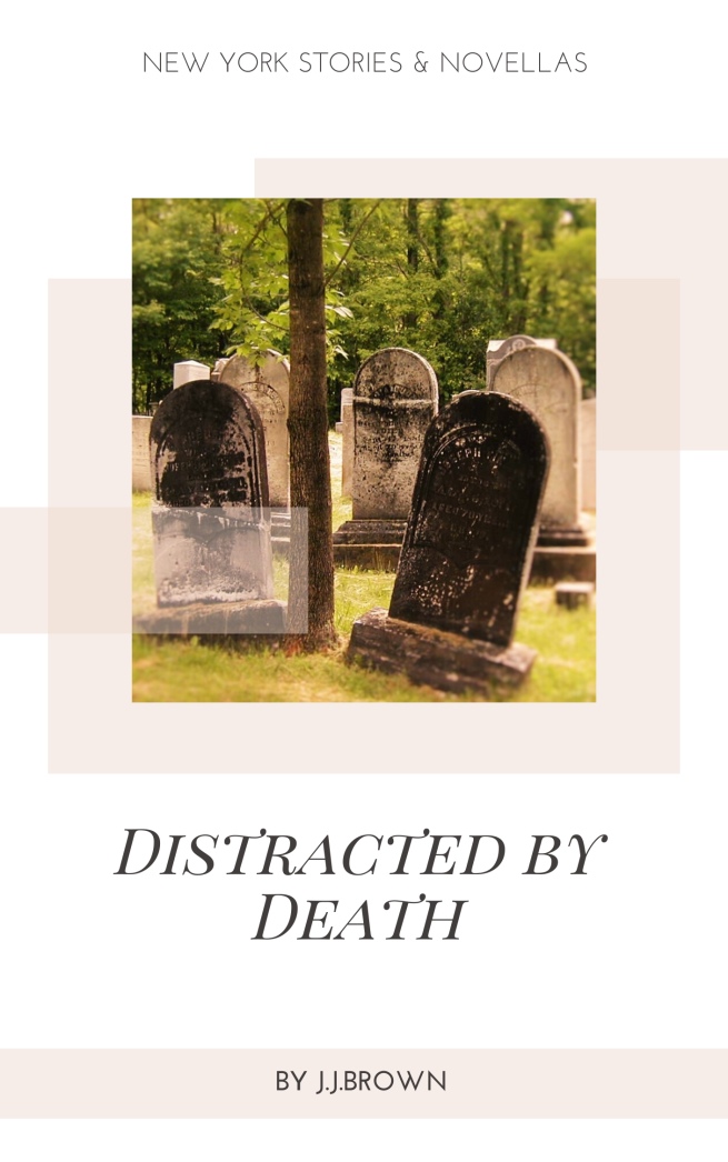 DISTRACTED by DEATH Cover